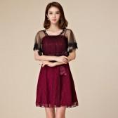 9668衫+1224裙  套装
